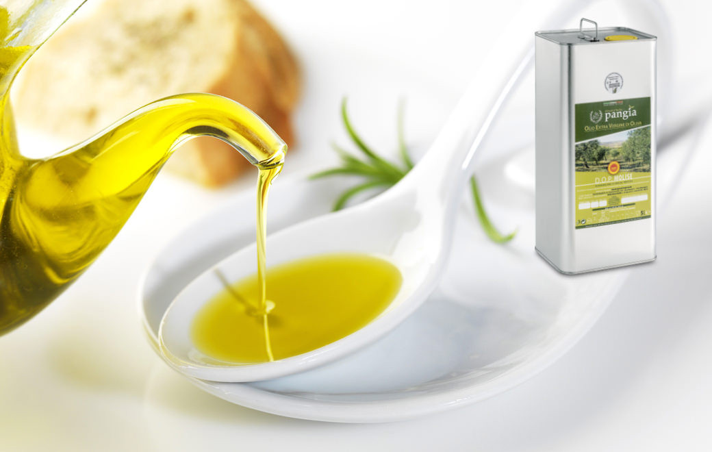Pictures from Molise (Italy), Pangia Oil the extra virgin olive oil